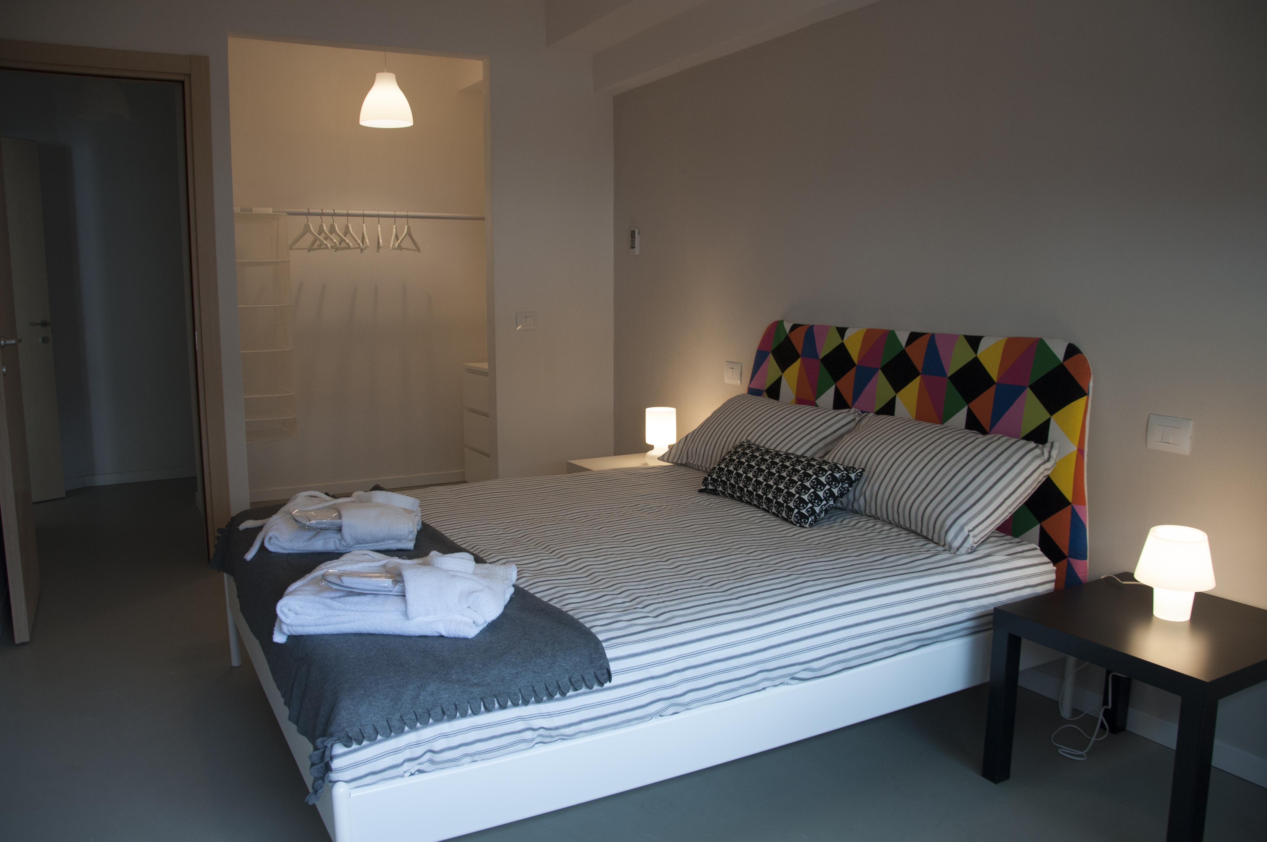 Camera da letto Loft 12
