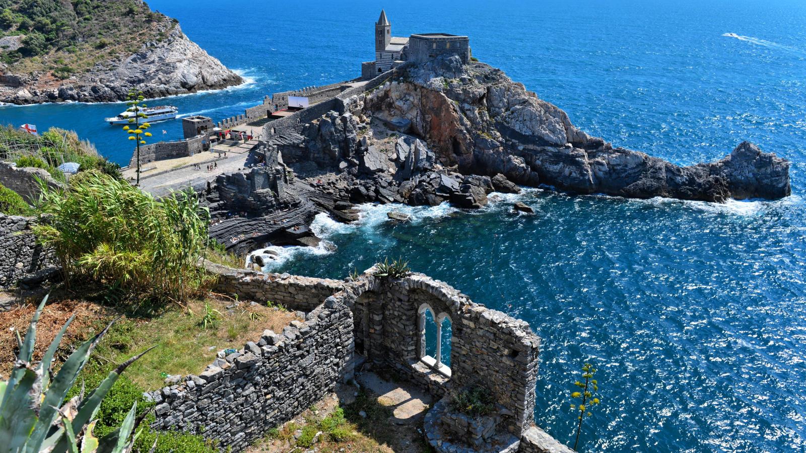 Porto Venere - Levante - Residence La Spezia